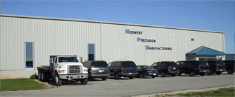 Midwest Precision Mfg Building